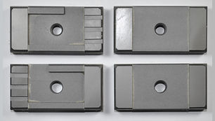 """New Side Guide Set for DoAll Saws Using a 1.50"""" Wide Blade Fits the DoAll Continental Series Machines"""