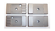 """This Side Guide Set fits Cosen Saws running a 1.50"""" Wide Blade and calling for the listed cross numbers."""