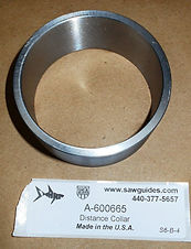 Distance Collar - Amada 406/456 Driven Wheel