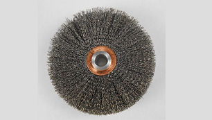 Heavy Duty Wire Brush for Behringer Band Saws