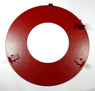 Cover Plate / Motion Detector Plate for Amada Band Saws