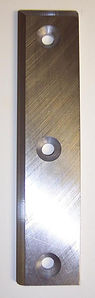 Front Vise Vertical Wear Plate for Amada 250 Band Saws with Rack & Pawl Vises Saws
