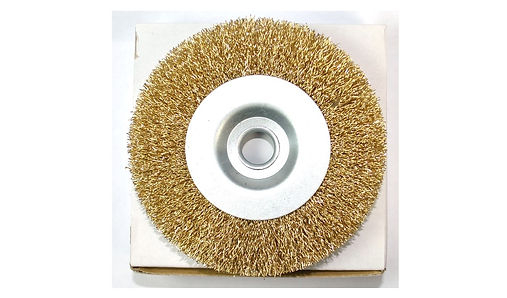 Wire Blade Brush for Hem Band Saws