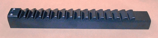 """""""Standard Clamp"""" (15 tooth) Vise Rack for Amada 250 Saws"""