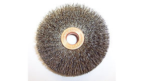 This Blade Brush is utilized on various Hydmech Saws to clean the Chips/Kerf from the Saw Blade