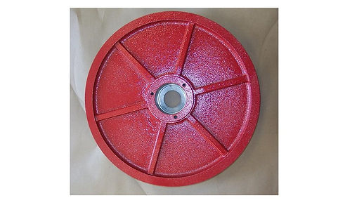 "Driven Wheel for Amada 250 Series Band Saws Full Stroke Machines - 1.250"" Wide Blade"