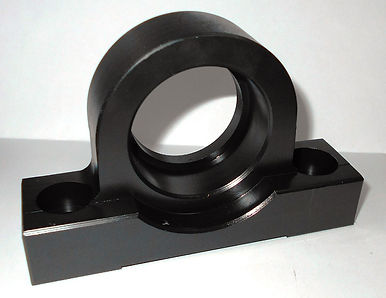 Roller Bracket / Pillow Block for Amada Band Saws