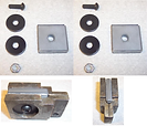 Backup Guide Kit for Amada HFA500S, HFA500CNC Band Saws