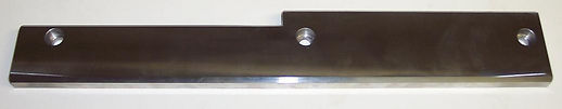 Work Receiver Plate for Amada 407/457 Series Band Saws