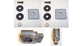 Backup Guide Kit for Amada HFA400S, HFA400CNC Band Saws