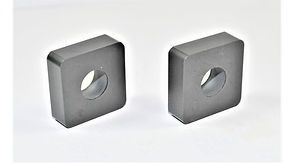 This Backup Guide Pair fits Various Older Hydmech Saws equipped with the listed cross number from the factory.