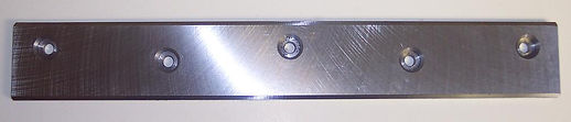 Slide Plate (R) / Front Vise Horizontal Wear Plate / Older 250 Rack & Pawl Vises - Rear Plate