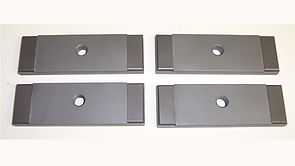This Side Guide Set fits Hydmech S25 Series Saws. The corresponding backup guide HYD-BU-3203 is sold separately.