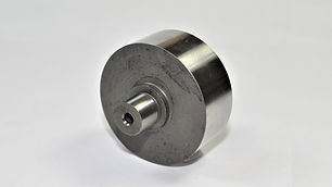 Solid Carbide Backup Roller for DoAll Band Saws
