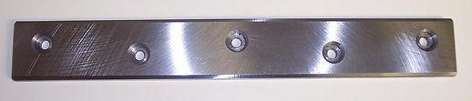 Rear Vise Slide Pate Plate / Older 250 Rack & Pawl Vises
