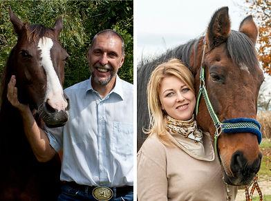 Selbsterfahrung mit Pferdeunterstützung