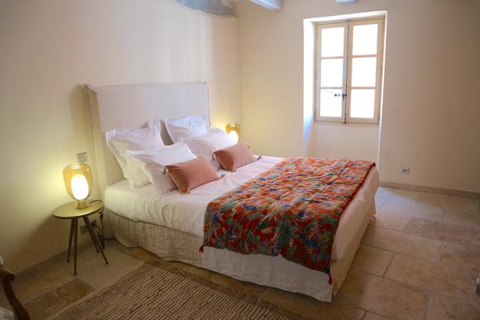 Chambre en Provence