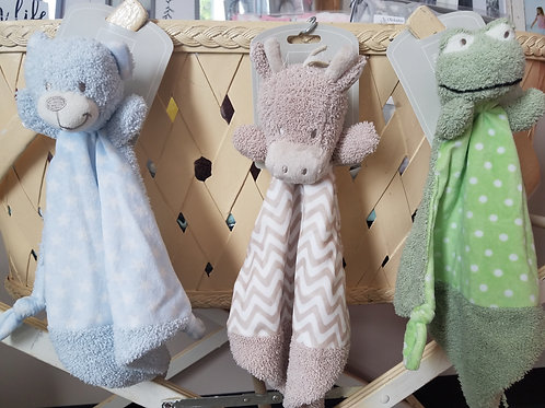 Knotty Baby Blankets