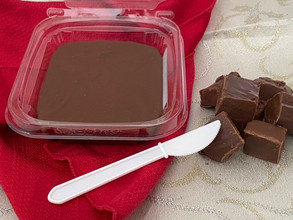 Chocolate Fudge made by Fudge by Design