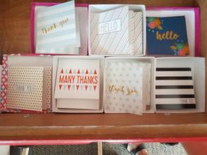 Tiny Greeting Cards