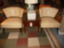 Pair of Kohler Chairs