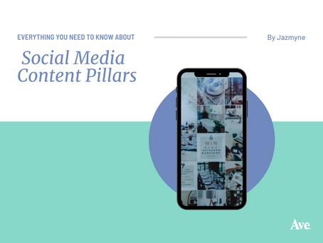 Everything You Need to Know About Social Media Content Pillars
