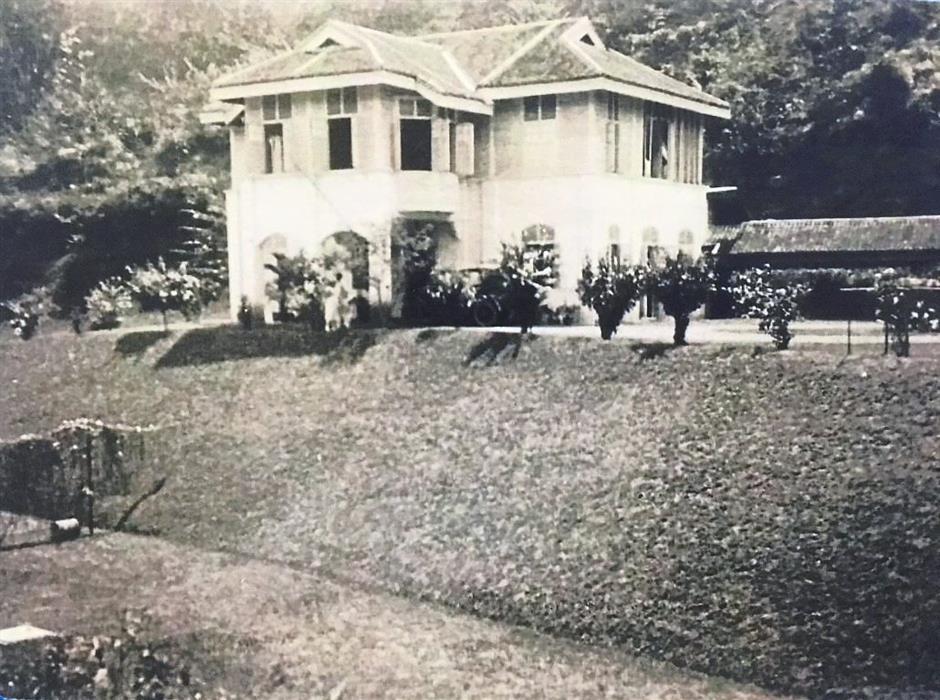 Manse at 1923
