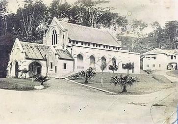 St. Andrew Presbyterian Church KL old building