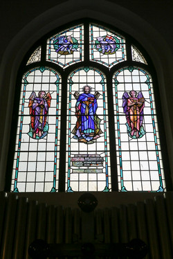 The stained-glass
