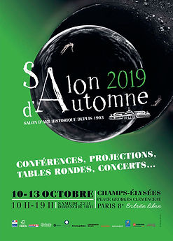 FLYER SALON D'AUTOMNE 2019