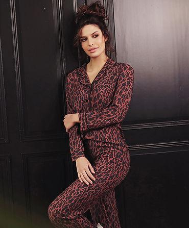 Ensemble-pyjama-panthere-Lingadore-Linga