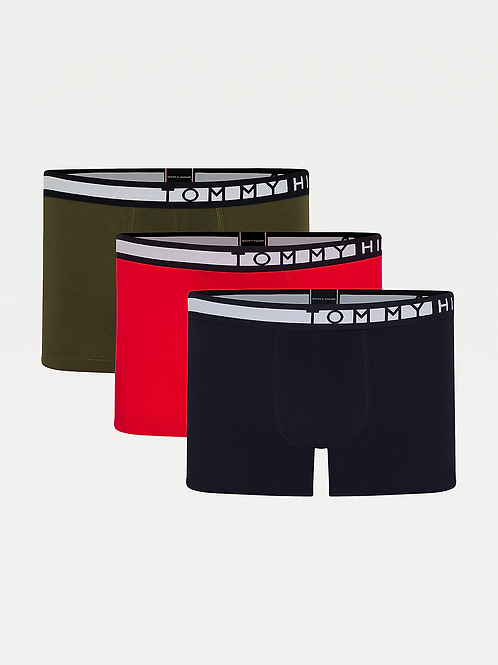 PACK 3 BOXERS TOMMY HILFIGER