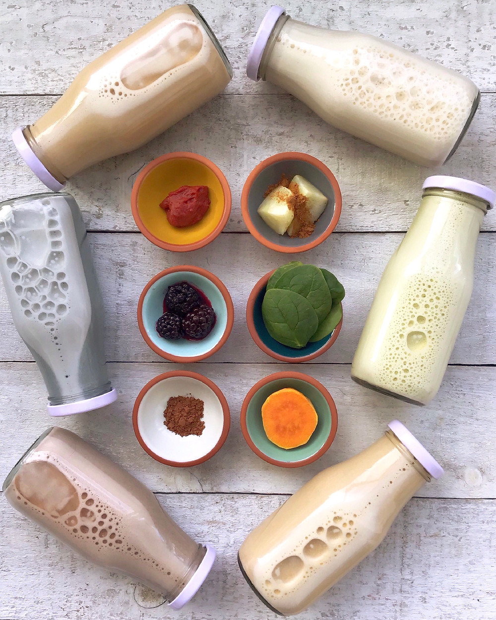 blended food with tube feeding formula