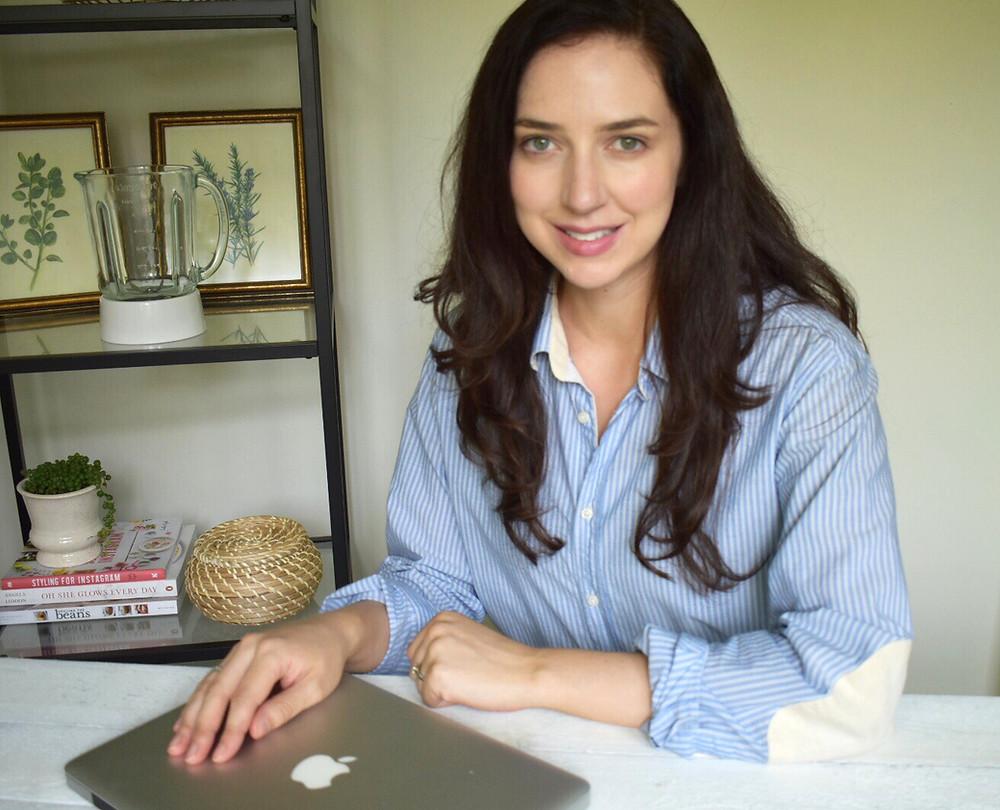 Claire Kariya blenderized tube feeding expert and recipe book author.