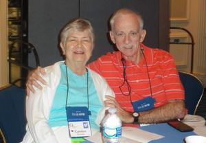 David Rowland Carolyn Rowland Oley Foundation conference