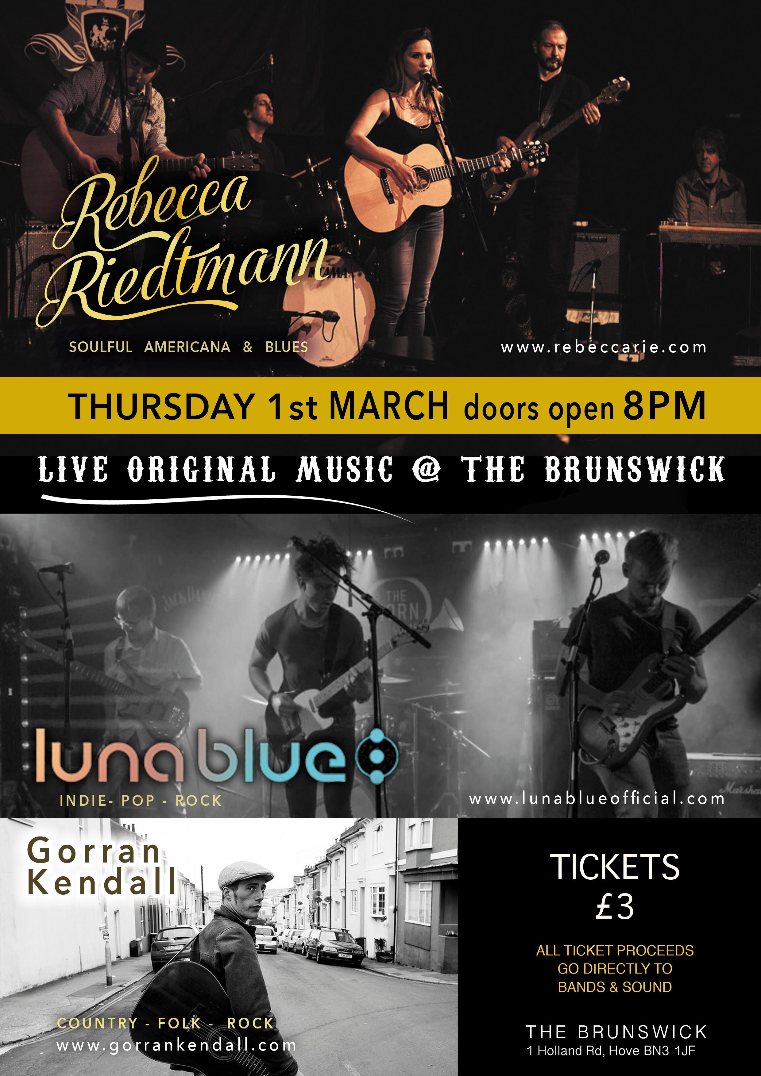 brunswick poster a4