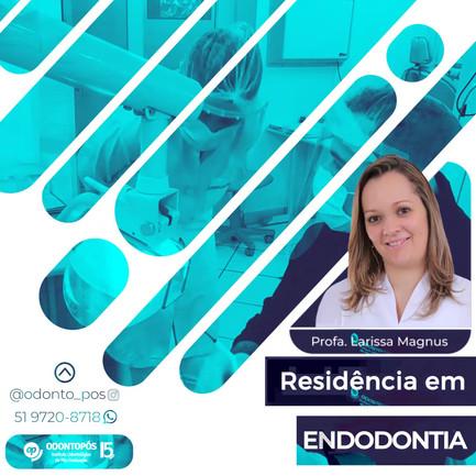 Residência em Endodontia