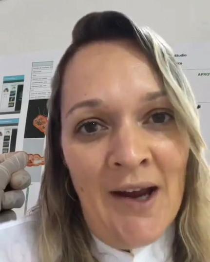 #Fala Professor (Profa. Dra. Larissa Magnus) - Especialização em Endodontia