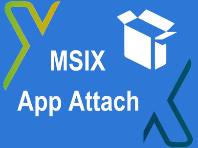 MSIX App Attach – Express HowTo