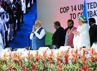 UNCCD COP14 (New Delhi, 2-13 septembre 2019)