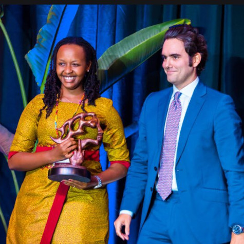 Invest2Impact Social Innovation Award. This was held in Kigali, Rwanda in 2019