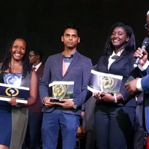 Africities Award, 1st Place