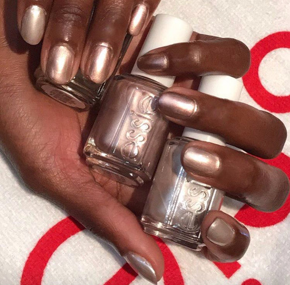 Nail Polish Colors For Darker Skin