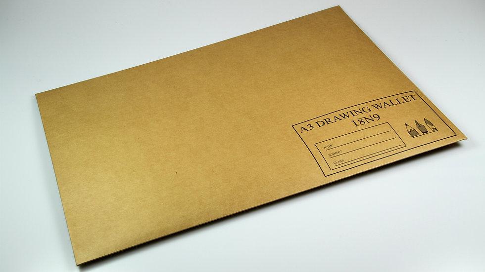 A3+ Heavy Manilla Folders