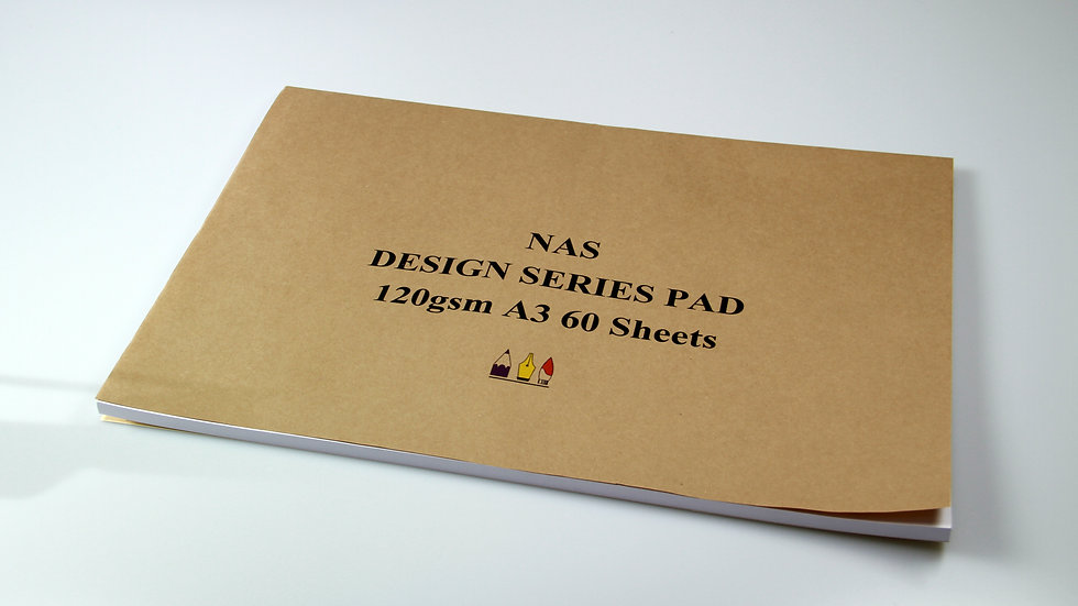 NAS A3 Layout Pad 120g 60sheets
