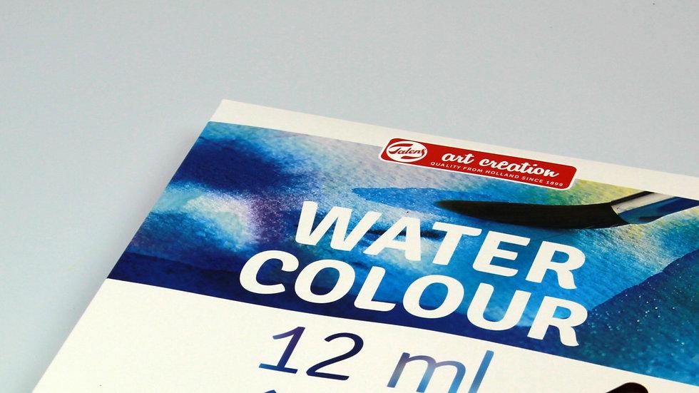 Talens Watercolour Paints, 12ml x 12 colour