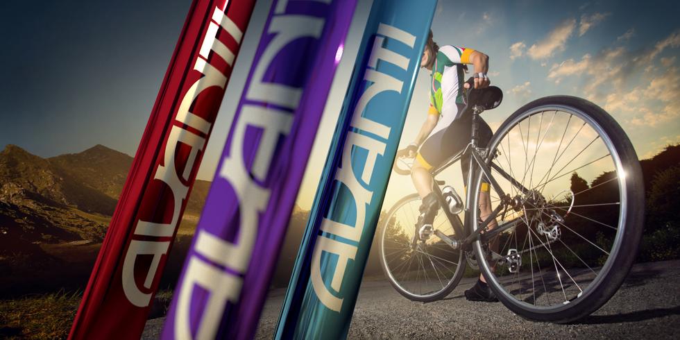 Avanti Cycles | Brand Identity