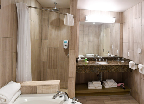 Jacuzzi Suite Bathroom