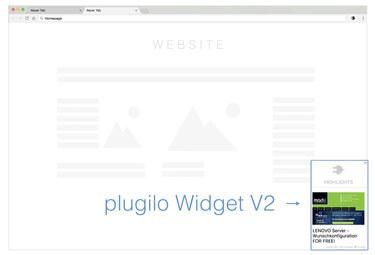 plugilo Widget V2