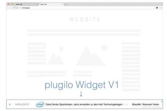 plugilo Widget V1